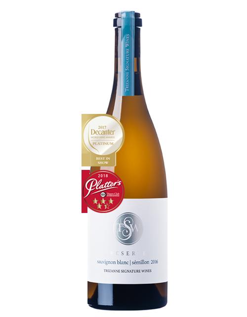 Reserve Sauvignon Blanc   Semillon 2016